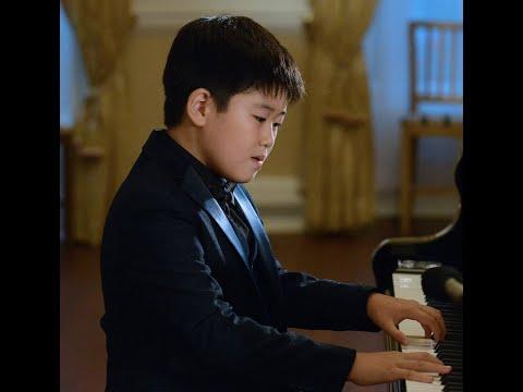 Beethoven Piano Concerto No. 1-Alex Yang/Oleskevich/Chebucto Symphony Orchestra