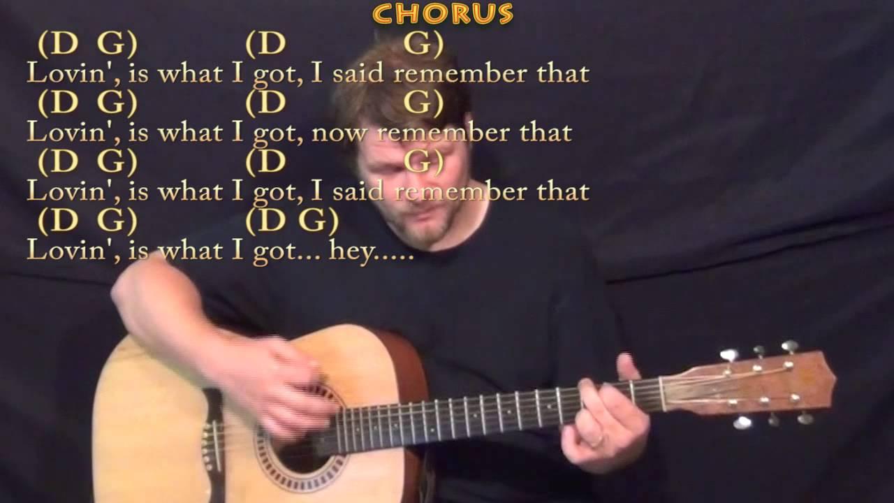 What I Got Sublime Strum Guitar Cover Lesson With Chordslyrics