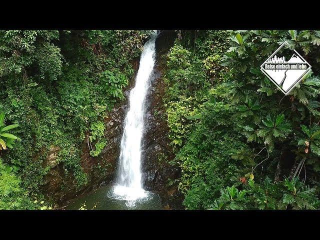 Durian - der Wasserfall im Dschungel • Vlog #67