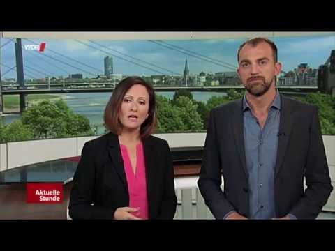 WDR Aktuelle Stunde - AMBER Alert Europe item (28.06.2016)