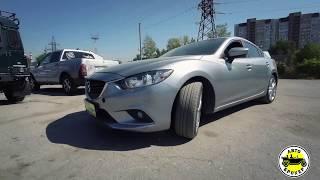 Mazda 6   обзор автомобиля от автосалона