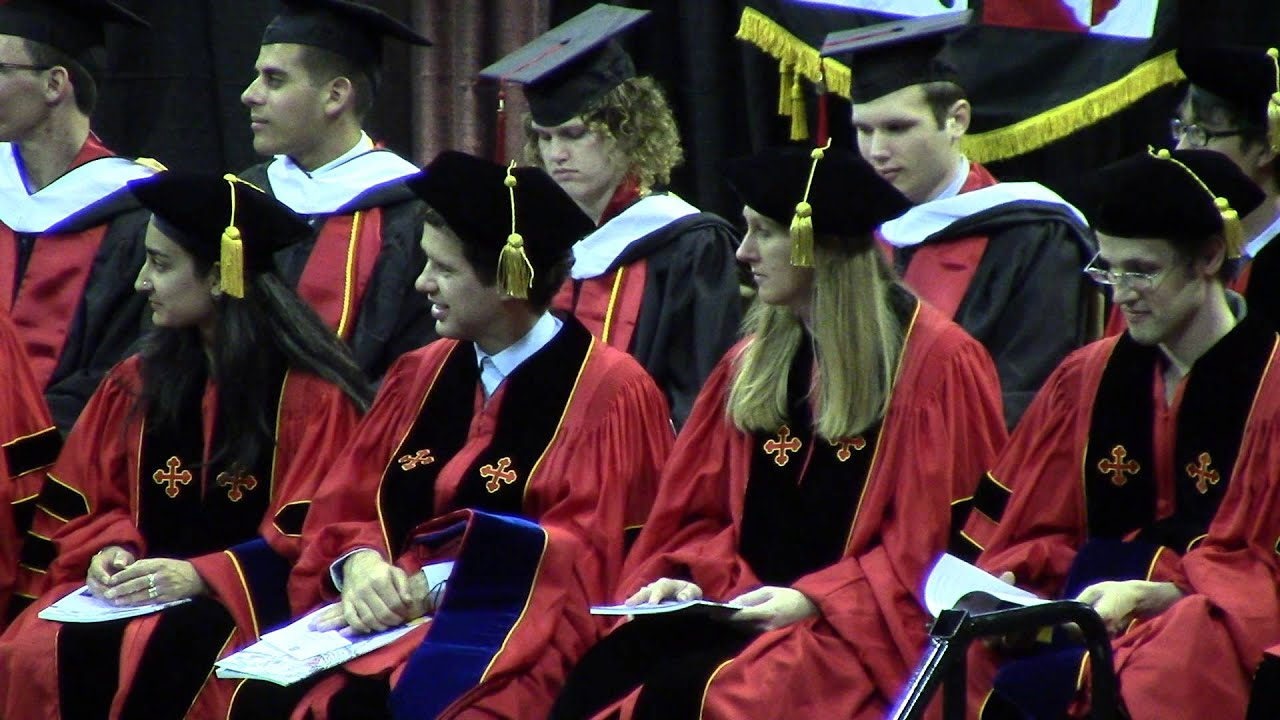 Matija\'s PhD Commencement at UMD, May 2014 - YouTube