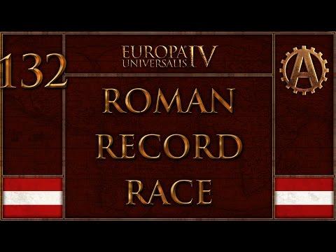 EUIV The Holy Roman Record Race 132