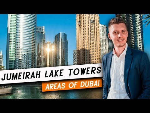 Areas of Dubai: JLT - Jumeirah Lake Towers, DMCC