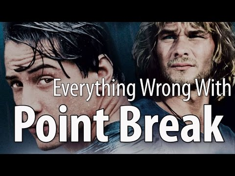 Everything Wrong With Point Break (1991) In 15 Minutes Or Less