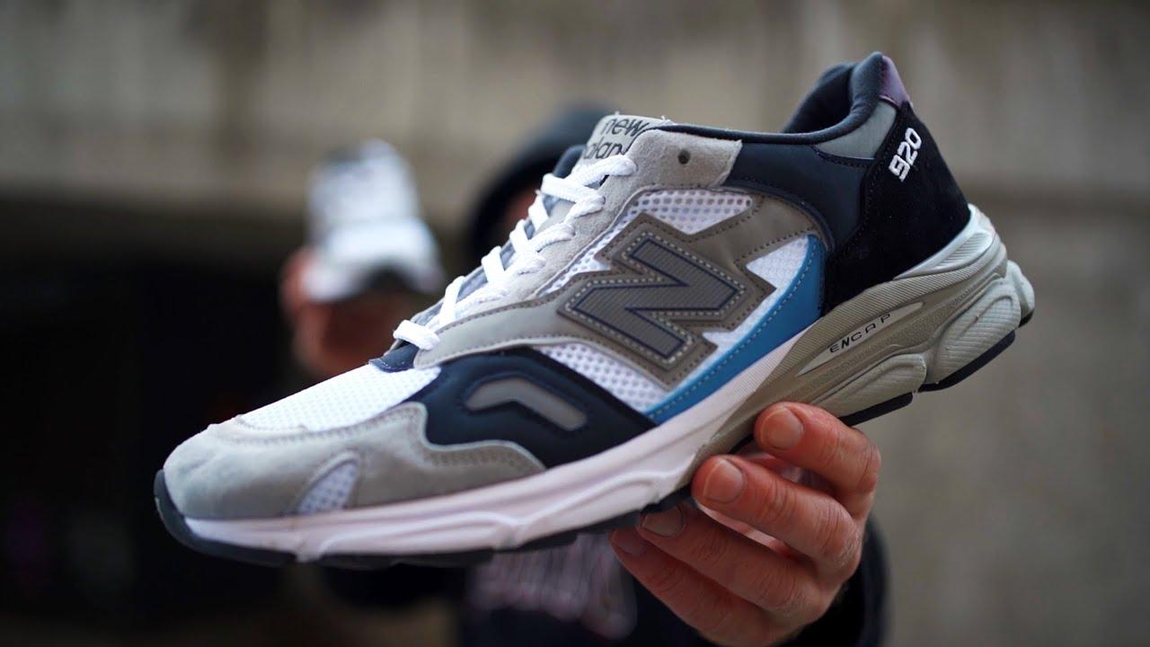 New Balance M 920 NBR Review \u0026 On Feet