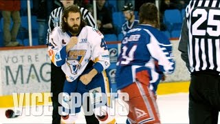 Drop The Gloves: Canada's Toughest Hockey League thumbnail