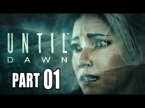 Lets Play Until Dawn PS4 Gameplay German Deutsch Walkthrough