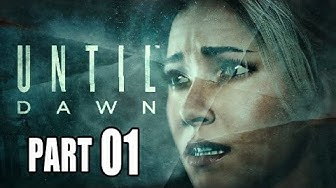 Let's Play Until Dawn PS4 Gameplay German Deutsch Part 1 - Der Horror beginnt !