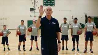 Rick Carlisle of the Dallas Mavericks talks Proper Shooting Form