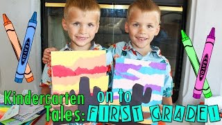 Twins Last Day of Kindergarten || Our Final Kindergarten Tales :(