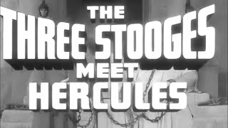 The Three Stooges Meet Hercules (Trailer)