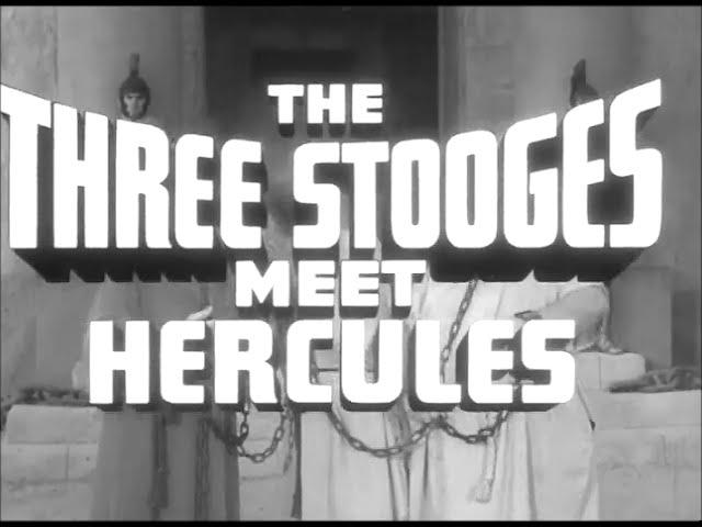 The Three Stooges Meet Hercules (Trailer)