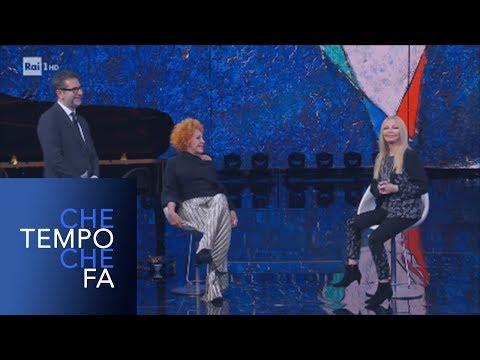 Ornella Vanoni e Patty Pravo - Che tempo che fa 17/03/2019