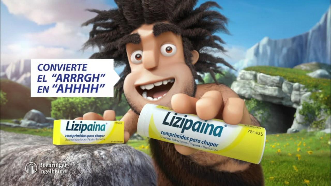 Lizipaina y Lizipadol - Anuncio Tv - YouTube