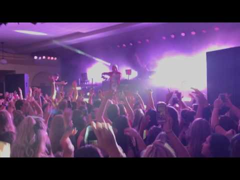 Timeflies Party In The Basement Tour Freestyle - Cincinnati Taft Music Hall