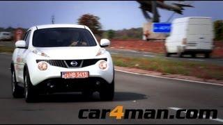 Тест Драйв Nissan Juke (Ниссан Джук)