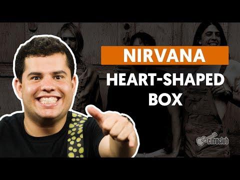 HeartShaped Box  Nirvana aula de guitarra