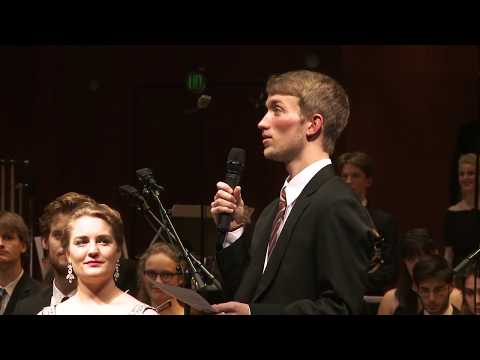 Students' protest speech at the 150 anniversary of The Royal Danish Academy of Music