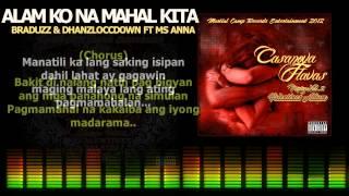 Repeat youtube video ALAM KO NA MAHAL KITA - Braduzz & Dhanz Ft Ms. Anna (SK BEATS)