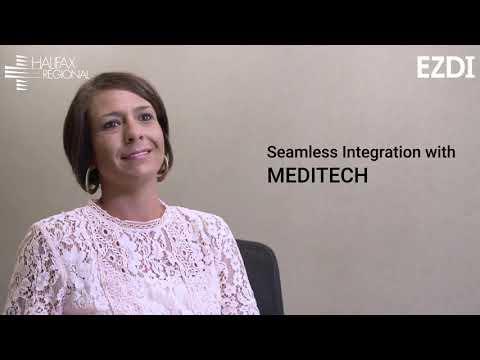 Julie Bain - Halifax Regional | EZDI Customer Testimonial