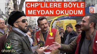 CHP'li Ekrem İmamoğlu'nun Adamlarıyla Münazara