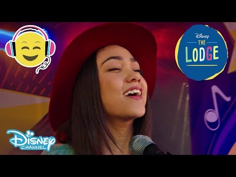 The Lodge | Watch Me Song – Acoustic 🎤| Official Disney Channel UK