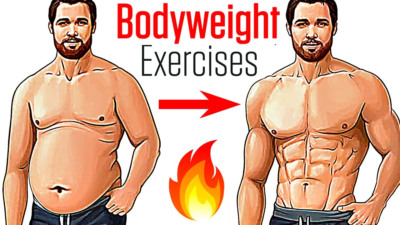 Fat Burning Circuit (15 Bodyweight Exercises)
