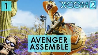XCOM 2 Tactical Legacy Pack - Avenger Assemble - Mission 1 of 7