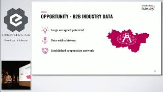 Startups as a catalyst for data-driven innovation - Big Data Singapore