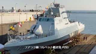 アラブ首長国連邦海軍の主力艦