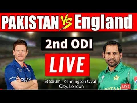 Pakistan Vs England 2nd ODI Live Match  Ptv Sports Live Streaming Today Match 2019   Ten Sports Live