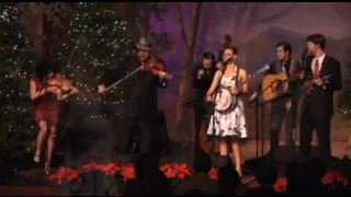 "Sleigh Ride (live) ""An Appalachian Christmas"" music tour!"