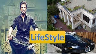 Shahrukh khan lifestyle ShahRukh Khan Houses,Family,Net Worth,Biography 2017