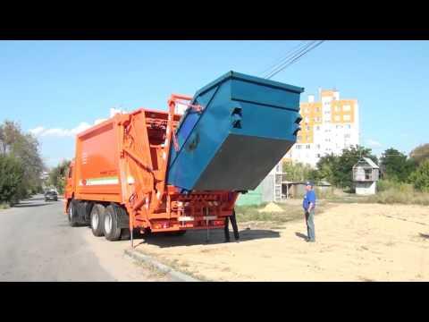 """В Волгограде 35 новых мусоровозов пополнили автопарк группы компаний """"Чистый город"""""""