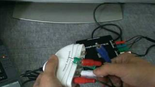 XCM Component Splitter using with Vbox2 Advanced