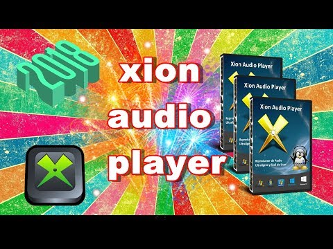 Descargar E Instalar Xion Audio Player Para | Win 7 Full Gratis| 2018 ᴴᴰ