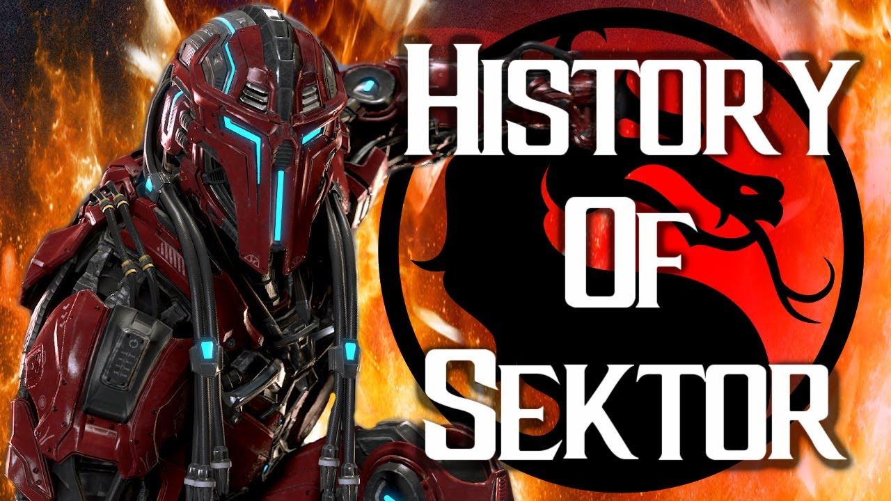 Download History Of Sektor Mortal Kombat 11 Feat PNDKetchup REMASTERED
