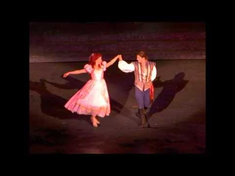 "James Royce Edwards, Michelle Pruiett - Disney's The Little Mermaid ""One Step Closer"""