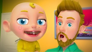 Johnny Johnny Yes Papa Nursery Rhymes Song ABC Kids + Baby Sharks Nursery Rhymes Songs for Children