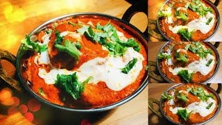 Easy Easy Super Easy BUTTER CHICKEN 🐓 NO ONION , NO MASALA GRINDING