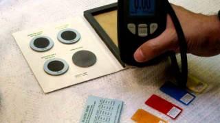 PosiTector 6000 F1 - Ajuste de Calibración(, 2011-08-19T17:27:00.000Z)