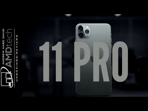 Apple iPhone 11 Pro Review: Those Cameras!