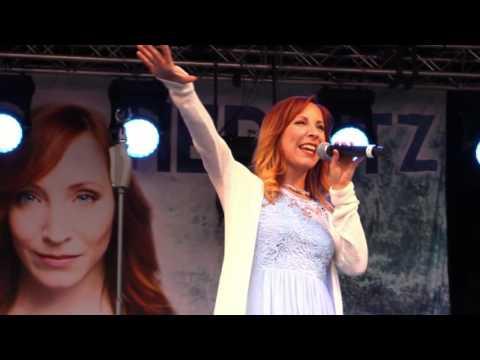 Annika Herlitz på Sommartorsdagarna i Borås 2015