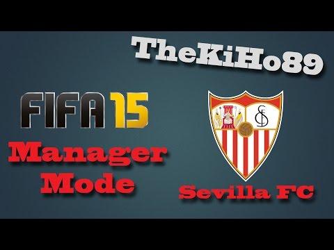 """Fifa 15 Manager Mode: Sevilla Jakso 31 """"Tammikuun Vaihtoikkuna"""""""