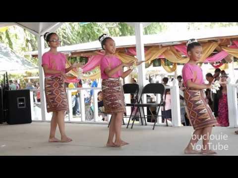 Duang Champa 2 - Lao New Year 2016 Modesto