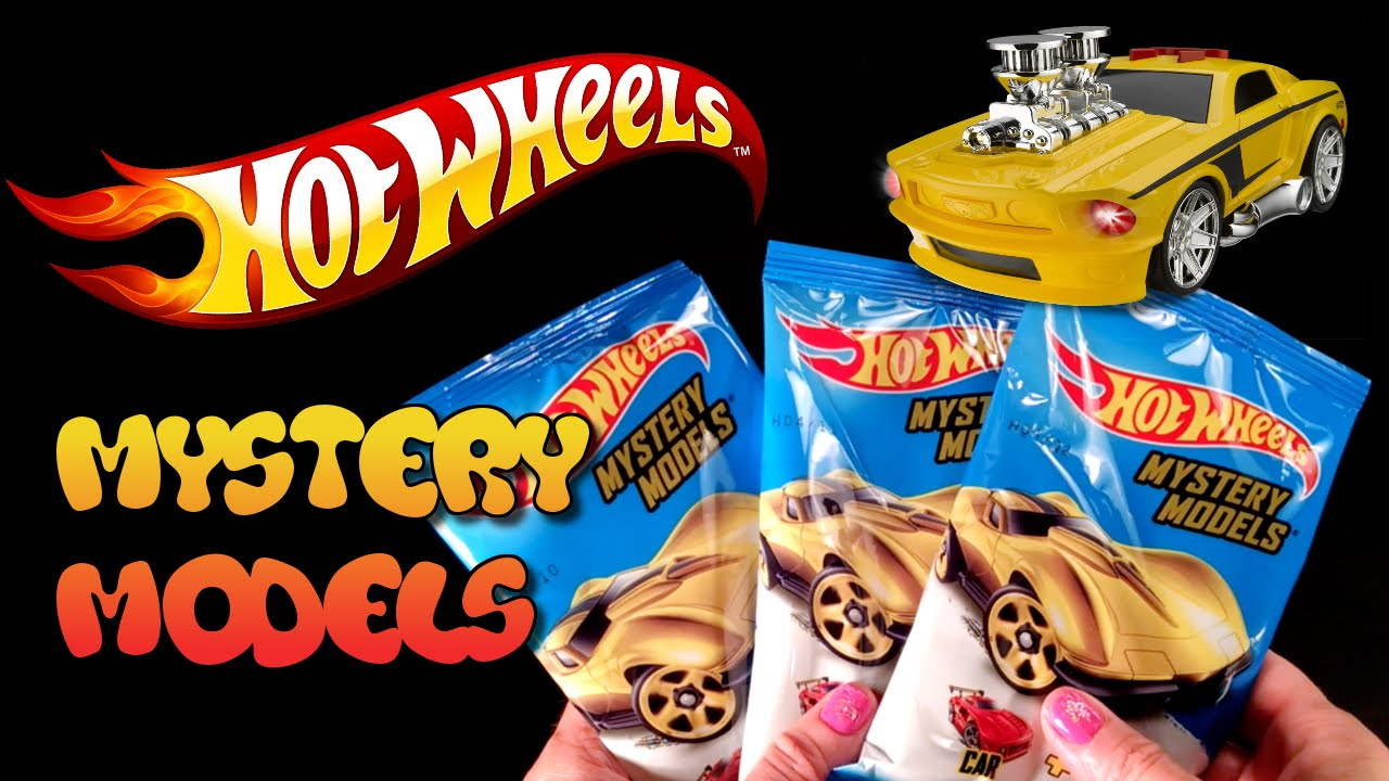 ★ HOT WHEELS! ★★ Mystery Models ★