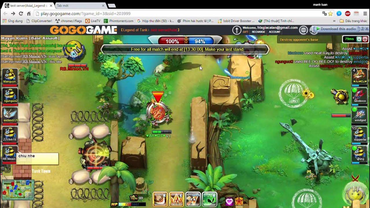 Test Serverasia Legend Of Tank Play Free Online Games