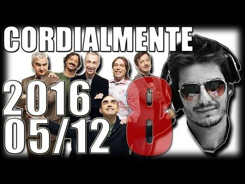 08 - Cordialmente 05-12-16 [Karaoke Mangoni: The...