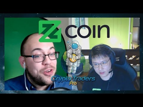 Coin Cast: Episode 1 - Interview with ZCoin COO Reuben Yap